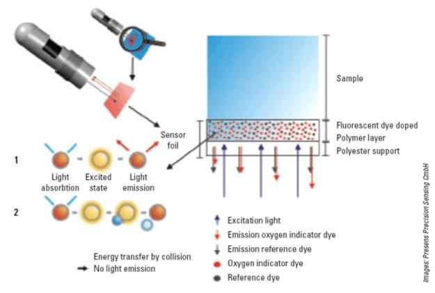 Détection d'oxygène