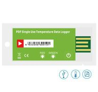 Single use Temperature Data Logger